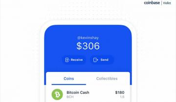 Bitcoin Cash Support Added on Coinbase Wallet App