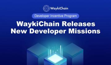 WaykiChain [WICC] Is Empowering Developers by Developer Incentive Program