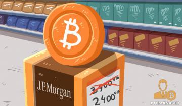 JPMorgan Estimates Fair Value of Bitcoin at $2,400; Crypto Miners React