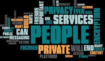 Mark Zuckerberg: Encryption is decentralizing