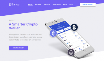 Bancors New Wallet Allows One-Click Cross-Chain Token Swaps Between Ethereum and EOS