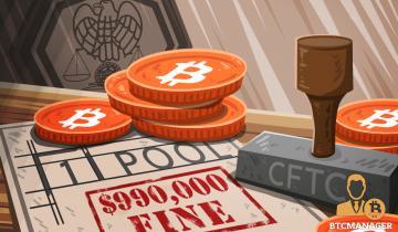 Securities Dealer Faces $990,000 Fine for Illegal Bitcoin Activities