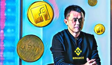 Binance CEO on JPM and FB Coins: The More People Adopt Crypto, the Better.