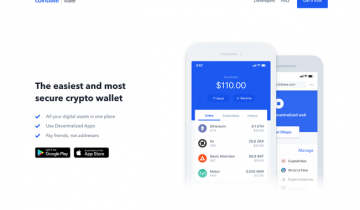 The 'Coinbase Wallet' App Can Now Receive Crypto From a Coinbase.com Account