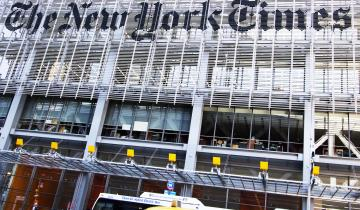 The New York Times Is Planning to Experiment With Blockchain Publishing