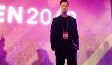Baer Chain Founder Vincent Was Invited to Token2049 and Interviewed by Media