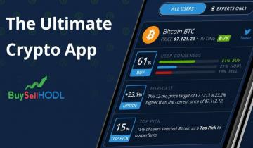 BuySellHodl Launches First of Its Kind Live Crypto Price Predictions and Ratings Feature for Top 15 Cryptocurrencies