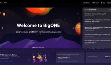 BigONE Exchange Review | 2019 Guide