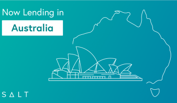 SALT Expands Lending Opportunities to Businesses in Australia