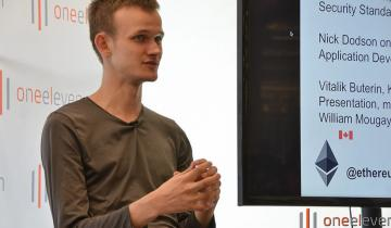 Vitalik Buterin: Rising Ethereum Price Good for the Ecosystem