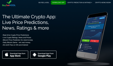 BuySellHodl: Next-gen crypto price prediction, ratings app made for beginners and experts alike