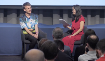 Vitalik Buterin Explains Why He Cares About Price of Ethereum (ETH)