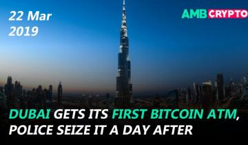 Binance looking for regulatory paradise, Dubais Bitcoin ATM goes bust and more