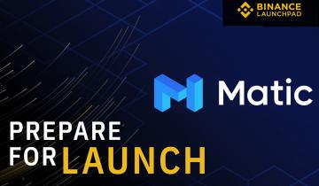 Binance Launchpad Introduced Matic Network (MATIC) Token Sale