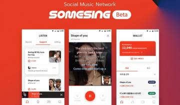 Successful Beta Service launch of SOMESING, My Hand-Carry Studio Karaoke App
