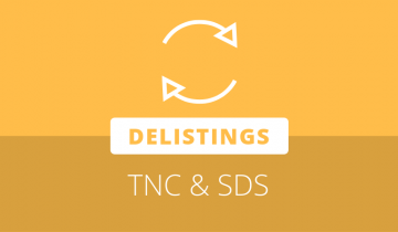 Trinitys TNC delisted from Kucoin exchange; Alchemints SDS delisted from Bibox exchange