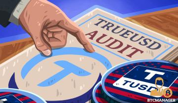 TrueUSD Report Shows almost $200 Million in Escrow