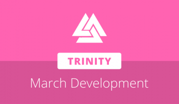 Trinity shares March development progress and Layer 2 perspectives