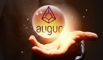 Augur [REP] Price jumps 5% as the Project Announces Major Update.