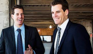 Cryptocurrency is not Going Away: Winklevoss Twins Talk About their Early Days in Bitcoin