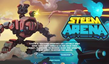 Meet Steem Arena: First Collectable Crypto Game with 100% Buyback