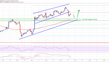 Bitcoin (BTC) Holding Crucial Support: Fresh Increase Likely