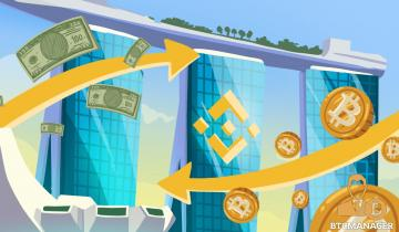 Binance Unveils Fiat-to-Crypto Bitcoin Exchange in Singapore