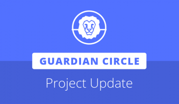 Guardian Circle tentatively narrows v3.0 launch date to within a month