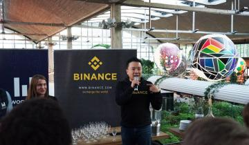 Binance CFO Talks About His Exciting Journey in Exclusive Interview