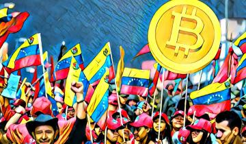 Bitcoin Community Delivers Nearly 14 Tons of Food to Venezuelan People