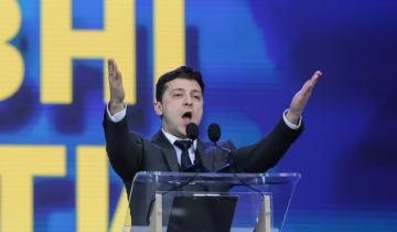 Newly Elected Ukraine President Promises Blockchain Not Bribes