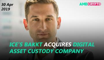 Bakkt acquires Digital Asset Custody Company, Taiwanese exchange launches XRP/TWD pair and more