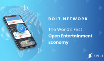 Bolt – The Worlds First Open Entertainment Platform – Announces Strategic Partnerships With Bitmax & Binance For Listing The Bolt Token
