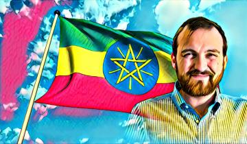 Cardano Founder Collaborates With Ethiopian Government To Create Cryptocurrency For Its Population of 105M
