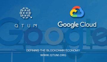 QTUM Partners with Google Cloud To Allow Development of Dapps and Staking