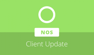 nOS updates to Client v0.6, locks and burns vested company tokens