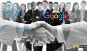 Announcement: Qtum Blockchain Accepted as an Official Google Cloud Partner