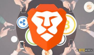 Brave Now the Most Popular Browser of Crypto Community