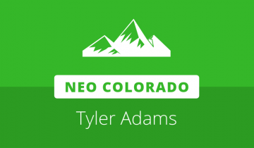 Tyler Adams discusses open source development at NEO Colorado meetup