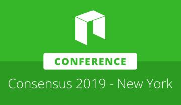 Da Hongfei, NGD, and NEO SPCC to speak at Consensus 2019 in New York, US