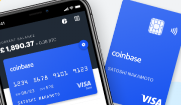 CoinBase Card Set for Tests, But the IRS is Watching