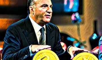 Bitcoin Is Garbage, Says Shark Tanks Kevin OLeary