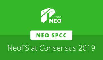 NeoFS data storage, payment, and auditing demoed at Consensus 2019