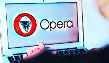 TRON TRX Surges Amid Opera Partnership