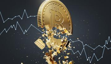 Bitcoin Drops $1,000 In Value Amid Market Sell-Off