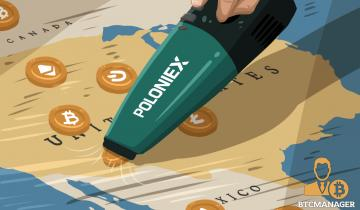 Circles Poloniex Exchange Delists Nine Altcoins from U.S. Markets