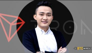 Justin Sun Says zk-SNARKS Will Be Integrated Into The Tron Network