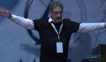 John McAfee Emerges, Reportedly Says Americans Are Hated Universally