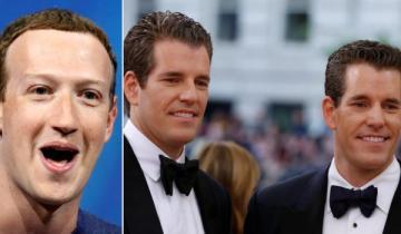 Its Water Under the Bridge as Zuckerberg & Winklevii Talk Crypto: Report