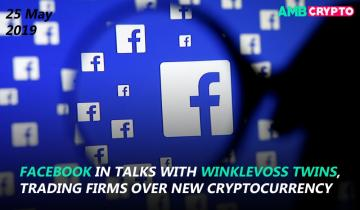 Tethers [USDT] market capitalization hits all-time high, Facebook in talks with Winklevoss twins, trading firms over new cryptocurrency and more